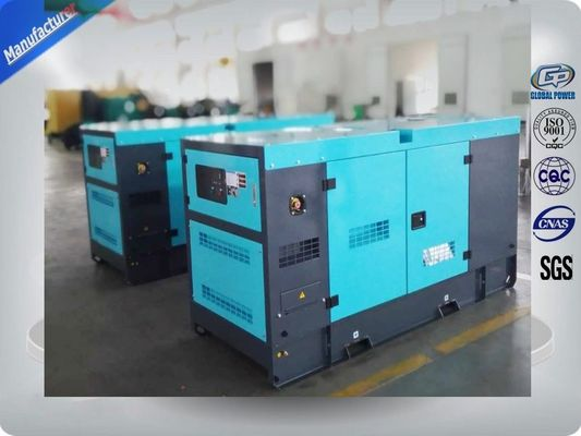 चीन Best Seller! Slient Diesel Generator Set with Cummins diesel engine 220kw / 275kva आपूर्तिकर्ता