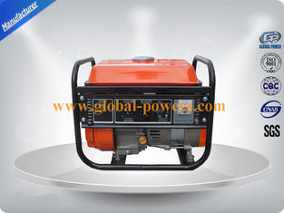 चीन Small Gasoline Genset 850 VA 50 HZ Single Phase Strong Power with Low Noise and Low Fuel Consumption आपूर्तिकर्ता