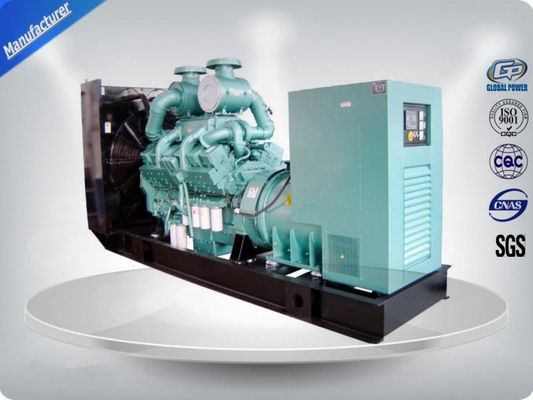 चीन High Efficiency 3 Phase Gas Generator Set Brushless Support All Power वितरक
