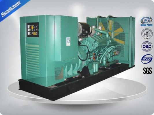 चीन CE / ISO Approved Gas Generator Set With Weichai / Cummins / Perkins  Engine वितरक